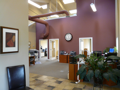 The Office of Sanders Brokerage Serv