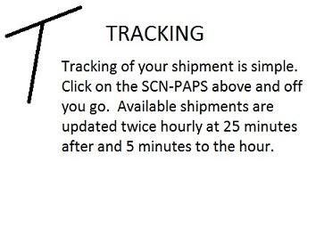 PAPS- SCNc